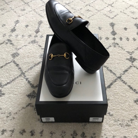 ea125b2eed7 Gucci Shoes - Gucci Brixton Convertible Loafer mule Black